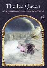 Load image into Gallery viewer, Oracle Cards - Wisdom of the Hidden Realms Oracle