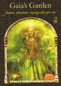 Oracle Cards - Wisdom of the Hidden Realms Oracle