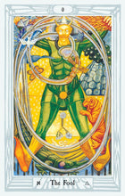 Load image into Gallery viewer, Tarot Cards - Aleister Crowley Thoth Deck
