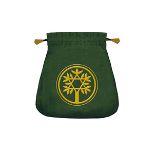 "Tarot Bag - Velvet ""Celtic Tree"""