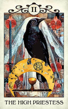 Load image into Gallery viewer, Tarot Cards - Crow Tarot