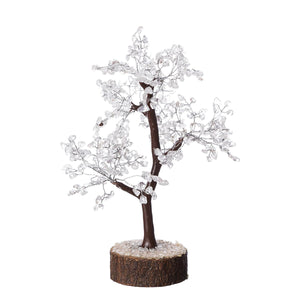 "Crystal Tree - 22cm ""Quartz (Clear)"""