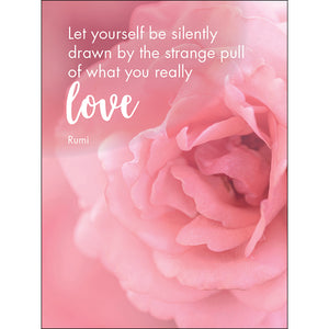 "Affirmation Cards - Affirmations ""Living in Love"""
