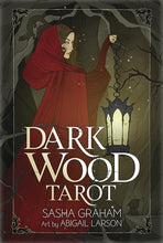 Load image into Gallery viewer, Tarot Cards - Dark Wood Tarot