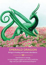 Load image into Gallery viewer, Oracle Cards - Dragon Oracle