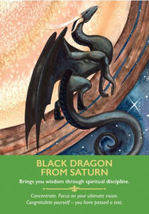 Oracle Cards - Dragon Oracle