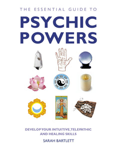 Book - Essential Guide to Psychic Powers, The