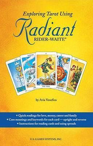 Book - Exploring Tarot Using Radiant Rider Waite