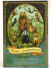 Load image into Gallery viewer, Tarot Cards - Forest of Enchantment Tarot
