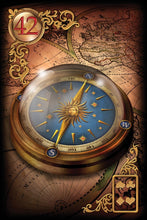 Load image into Gallery viewer, Lenormand Cards - Gilded Reverie (Expanded Edition)
