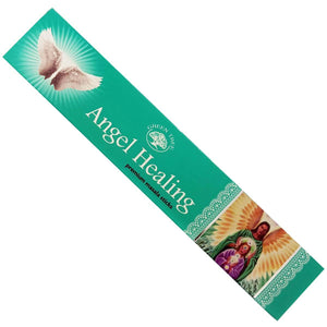 "Incense Sticks - Green Tree ""Angel Healing"""