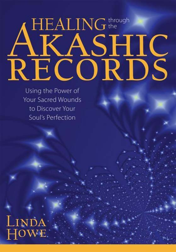 Book - Healing Through the Akashic Records