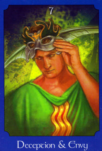 Oracle Cards - Psychic Tarot Oracle, The