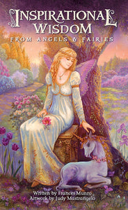 Oracle Cards - Inspirational Wisdom From Angels & Fairies Oracle