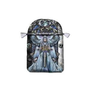 "Tarot Bag -  Satin ""Illuminati"""