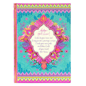 "Journal - Adele Basheer ""Follow Your Heart"" (A5 Size)"