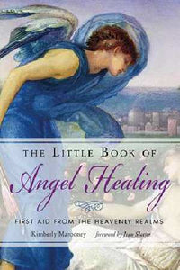 Book - Little Book of Angel Healing, The