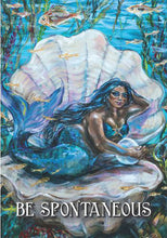 Load image into Gallery viewer, Oracle Cards - Messages From The Mermaids