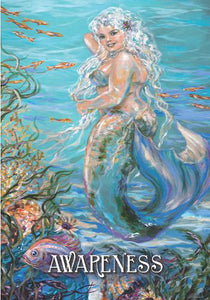 Oracle Cards - Messages From The Mermaids
