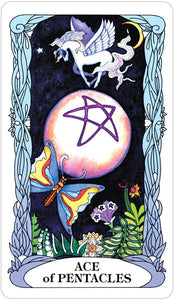 Tarot Cards - Tarot of a Moon Garden