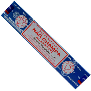 Incense Sticks - Nag Champa (015g)