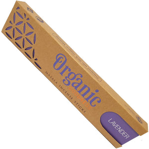 "Incense Sticks - Organic ""Lavender"""
