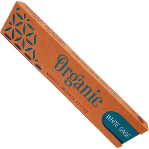 "Incense Sticks - Organic ""White Sage"""