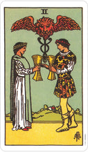 Load image into Gallery viewer, Tarot Cards - Original Rider Waite Tarot Deck
