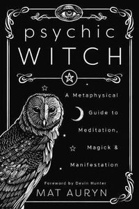 Book - Psychic Witch