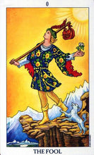 Load image into Gallery viewer, Tarot Cards - Radiant Rider Waite Tarot (Standard Size)