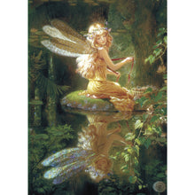 "Load image into Gallery viewer, Greeting Card - Tree Free ""Faery Reflection"""