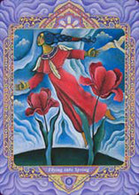Load image into Gallery viewer, Tarot Cards - Triple Goddess Tarot, The