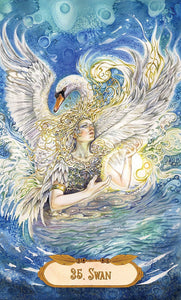 Oracle Cards - Winged Enchantment Oracle