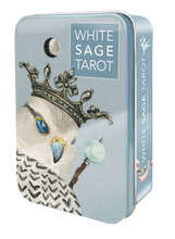 Load image into Gallery viewer, Tarot Cards - White Sage Tarot