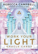 Load image into Gallery viewer, Oracle Cards - Work Your Light Oracle