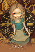 Load image into Gallery viewer, Oracle Cards - Alice the Wonderland Oracle