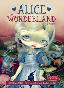 Oracle Cards - Alice the Wonderland Oracle
