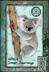 Oracle Cards - Animal Dreaming Oracle