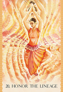 Oracle Cards - Cosmic Dancer Oracle