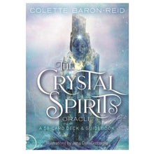 Load image into Gallery viewer, Oracle Cards - Crystal Spirits Oracle, The