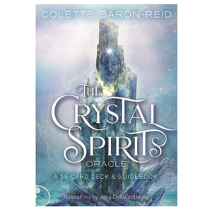 Oracle Cards - Crystal Spirits Oracle, The
