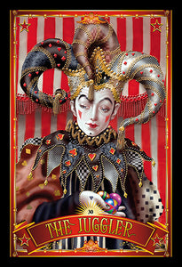 Oracle Cards - Divine Circus Oracle