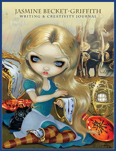"Journal - Blue Angel ""Jasmine Becket-Griffith"""