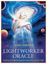 Load image into Gallery viewer, Oracle Cards - Lightworker Oracle