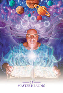 Oracle Cards - Lightworker Oracle