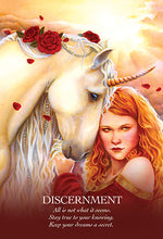 Load image into Gallery viewer, Oracle Cards - Oracle of the Unicorns Oracle