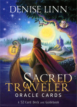 Load image into Gallery viewer, Oracle Cards - Sacred Traveler Oracle Cards