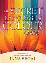 Load image into Gallery viewer, Oracle Cards - Secret Language of Colour Oracle, The