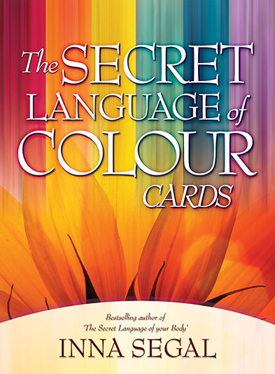 Oracle Cards - Secret Language of Colour Oracle, The