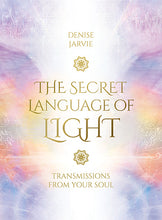 Load image into Gallery viewer, Oracle Cards - Secret Language of Light Oracle